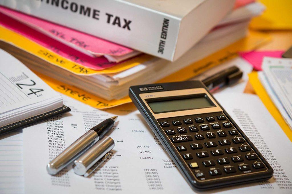 Impôt et prélèvements sociaux
