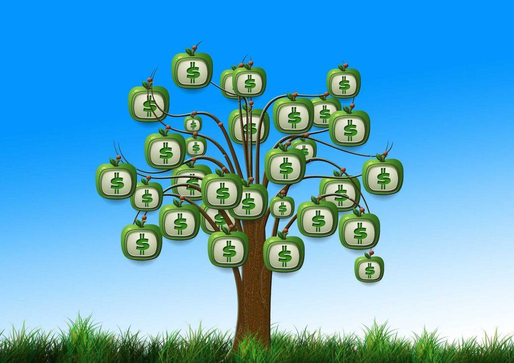 Gagner des revenus en bourse