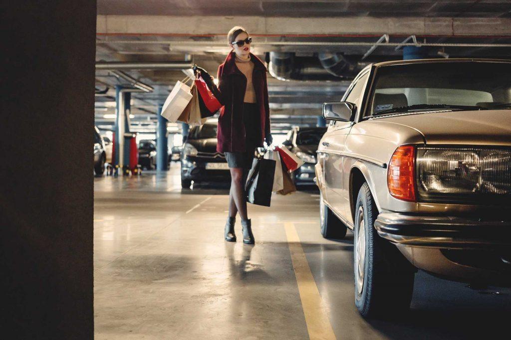 Louer une place de parking