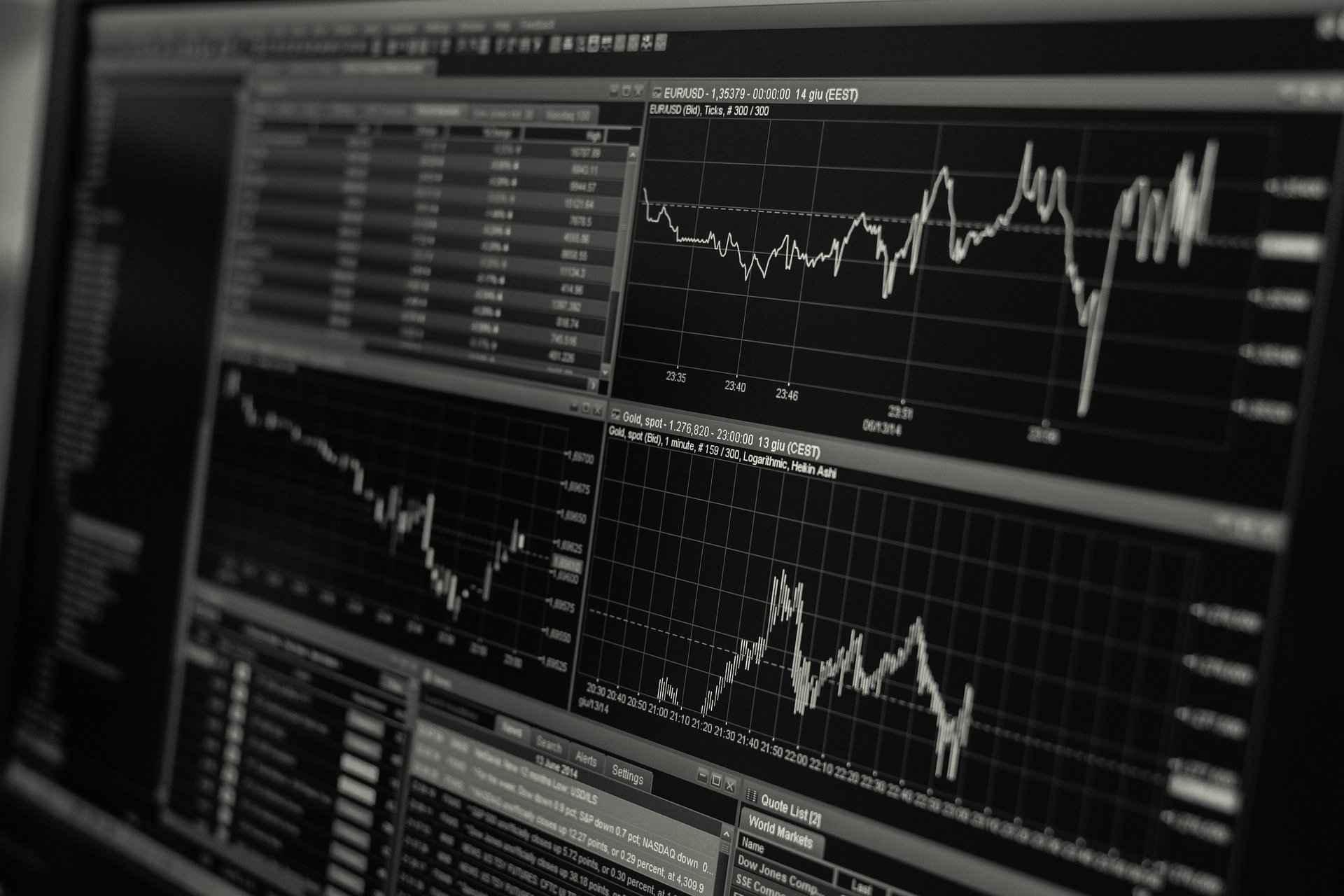 Le trading en ligne attire de plus en plus de français