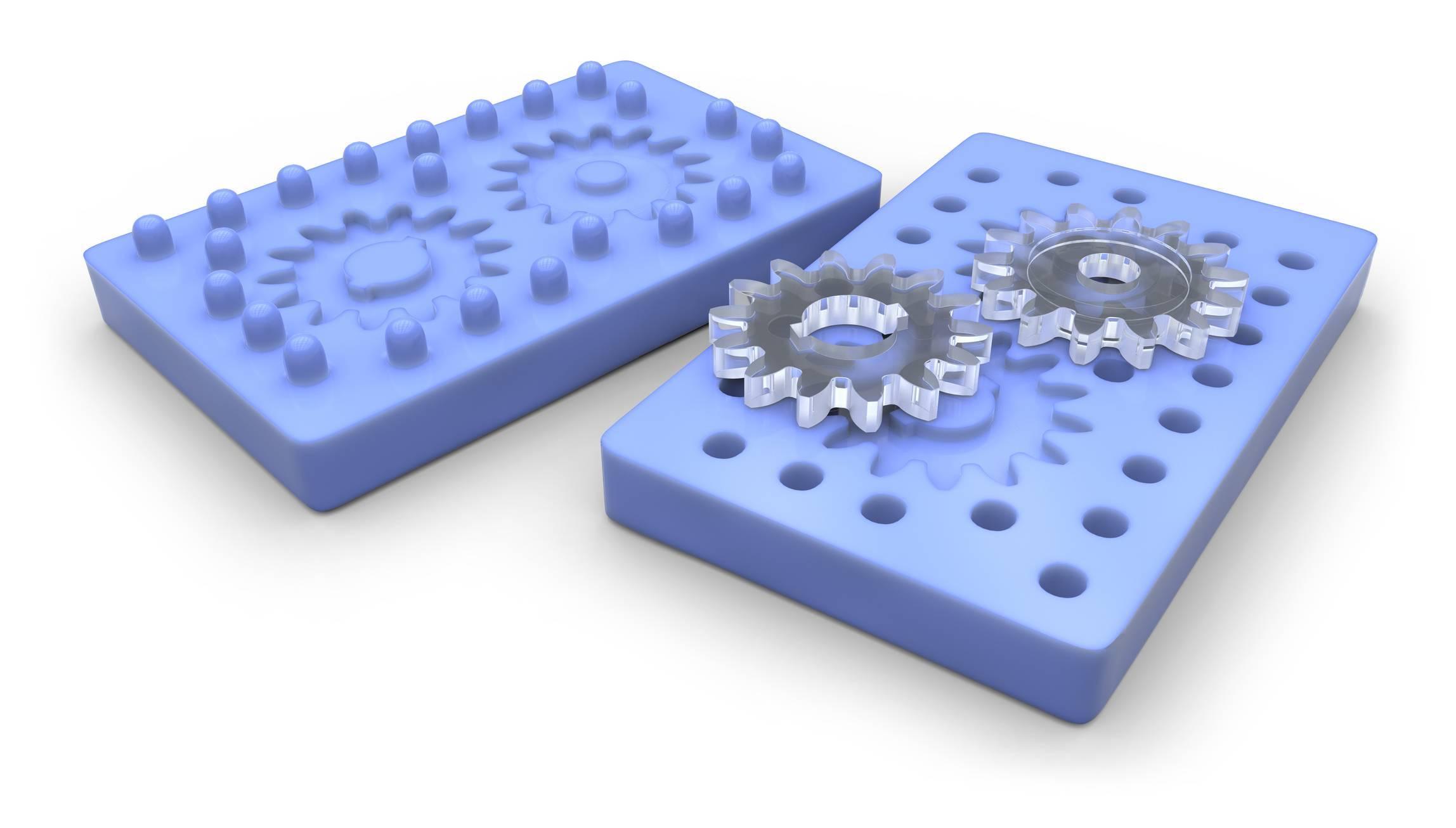 moulage pièces plastiques