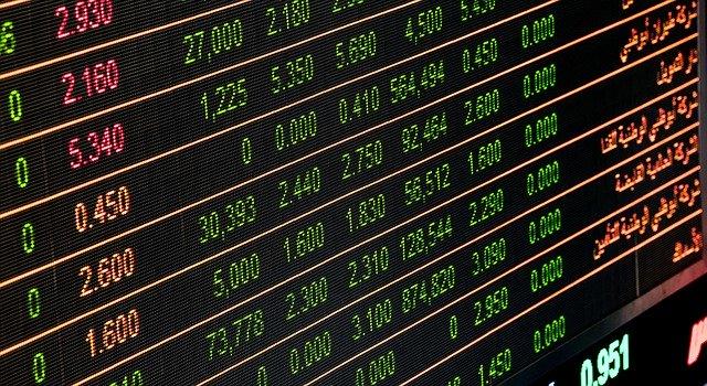 Achat d'actions en bourse