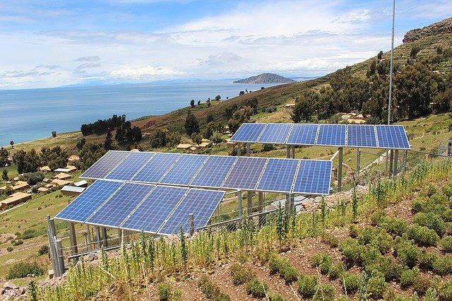 Un projet solaire