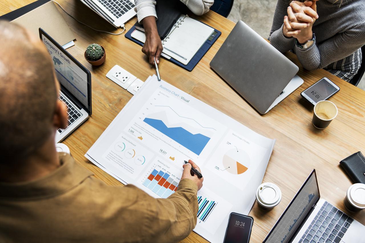 Créer son entreprise avec l'aide d'un expert-comptable