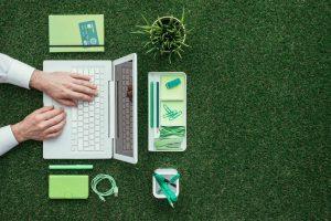 Peut-on être écologique sur son lieu de travail ?
