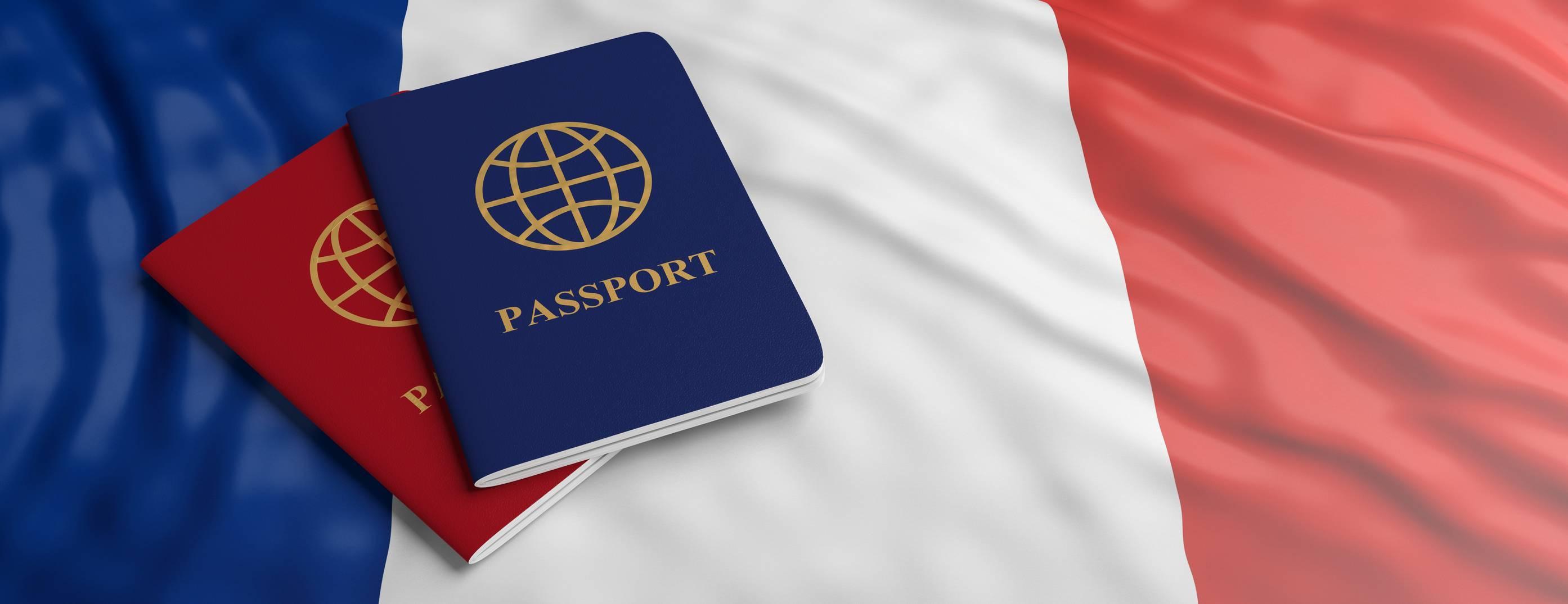 visa français